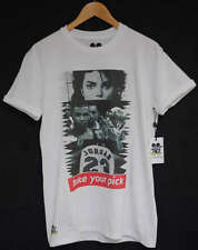 """ACTUAL FACT KANYE WEST &  JAY Z WATCH THE THRONE """"YOUR PICK"""" HIP HOP TEE T SHIRT"""