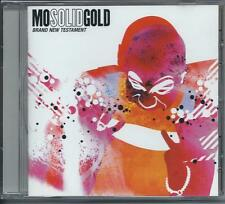 Mo Solid Gold - Brand New Testament (CD 2001) NEW
