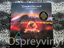 Pink Floyd David Gilmour Live at Pompeii 4LP Stunning Sealed Box Set with book