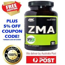 ON Optimum Nutrition ZMA 90 Caps Night time Recovery Zinc Magnesium Vitamin B6
