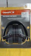 Champion Electronic Folding Ear Muffs #40974