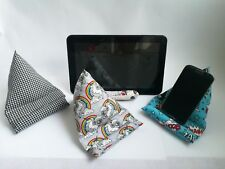ipad stand, tablet holder, mobile phone stand holder  tablet stand, ipad cushion