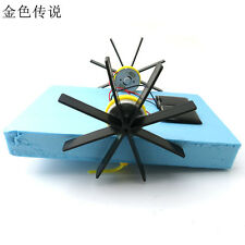 Puzzle Solar Powered Boat Rowing Assembling Toys for Children Educational Robot