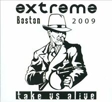 Take Us Alive [Digipak] by Extreme (CD, Apr-2010, 2 Discs, Frontiers Records)