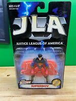 JLA Justice League of America Young Justice Superboy MOC Figure Hasbro DC NEW