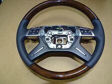 Mercedes b c e w204 w212 klasse holz holzlenkrad 166 NEU Lenkrad a 2464606403