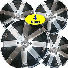 "4) 15"" ATV RIMs WHEELs Suzuki Eiger King Quad Vinson SRA 15x7 15x8 4/110 Type158"