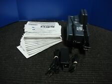 DIGITAL CHECK CORPORATION TELLER SCAN TS210 CHECK SCANNER WITH CLEANING CARDS