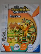 RAVENSBURGER tiptoi® Buch: Expedition Wissen Ägypten 7 - 10  Jahre