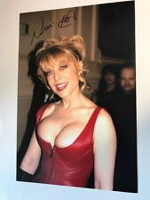 "NINA HARTLEY signed 8x12"" Original PHOTO-   #2"
