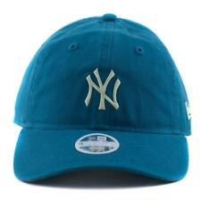 Ladies NY Yankees Era MLB Team 9twenty Hat Baseball Cap in Teal