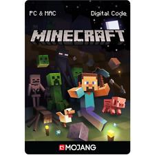 Minecraft Gift Code Key - Premium Member - Vollversion PC - Multi Plattform