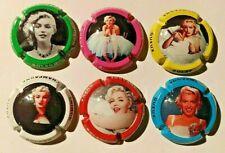 capsule de champagne Boland-Nominé - Série Marilyn Monroe - N° 20 à 20 e