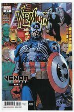 Venom # 27 Gedeon Variant 2nd Print NM Marvel
