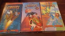 Adventures in Odyssey VHS Fine feathered Frenzy / Flight to Finish / Electric Ch