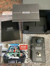 MXR M195 NOISE CLAMP HUM HISS GATE SUPPRESSOR GUITAR EFFECT ANALOGUE PEDAL BOXED