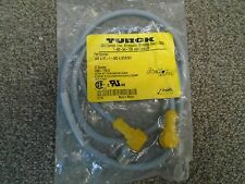NEW TURCK FLEX LIFE CONNECTOR CABLE CORD WK 4.4T-1-WS 4,4T/S101