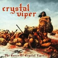 "CRYSTAL VIPER ""THE CURSE OF CRYSTAL VIPER (RE-RELEASE)""  CD NEW!"