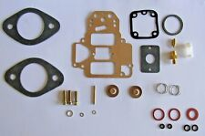 Weber 40 DCOE Carburettor Gasket Service kit 175 Needle valve . Early type + 151