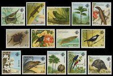 Seychellen 1993 - Mi-Nr. 762-775 I ** - MNH - Fauna & Flora