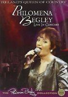 Philomena Begley - Live in Concert [DVD]  BRAND NEW SEALED FREEPOST