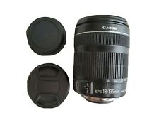 Canon EF-S 18-135mm f/3.5-5.6 IS STM Lens - Very good condition!