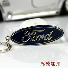 Metal Key Chain Car Logo Keyring Pendant Ring Accessories Keychain Ford