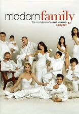 Modern Family: The Complete Second Season [3 Discs] (2011, REGION 1 DVD New) WS