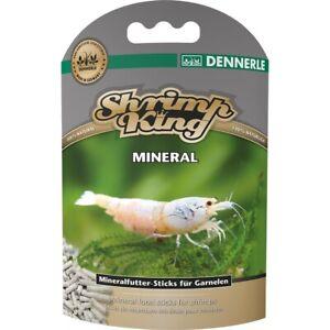 Dennerle Shrimp King - Mineral DE-SKM Natural Food Sticks