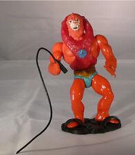 Figurine MOTU MAITRES DE L'UNIVERS BEAST MAN VINTAGE FRANCE
