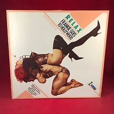 "FRANKIE GOES TO HOLLYWOOD Relax Original 1992 German 12"" vinyl single EXCELLENT"