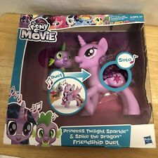 My Little Pony Princess Twilight Sparkle Spike the Dragon Friendship Duet #0234