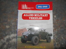 Allied and Military Vehicles 1941-46 Vol 2 Brooklands Books Signed Barry Lake