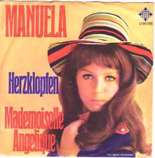 """""""7"""" - MANUELA - Herzklopfen - sehr RAR !!!"""