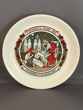 "Wedgwood England Children'S Story 6"" Collector Plates. Lot Of 3"