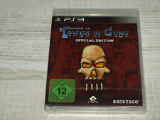 Ps3 Tower of guns-Special Edition-PlayStation 3 - ** nuevo **