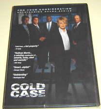 COLD CASE DVD Kathryn Morris: 8 JOHNNY CASH SONGS, 3 episodes, Season 2 ~ RARE