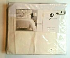 Hotel Collection Cal King Ivory Trousseau Bed Skirt