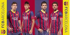 Exclusiv* FC Barcelona Strandtuch Messi Neymar Kinder Badetuch Duschtuch Barca