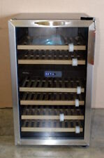 Danby Dual Zone Freestanding 30 Bottle Wine Cooler Chiller Stainless Dwc283Bls