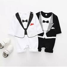 Party :  Baby Gentlemens Suit Romper 0 to 18 months