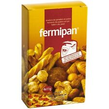 Fermipan bakers´s dry yeast individual sachets ( 11 grams )Gluten Free