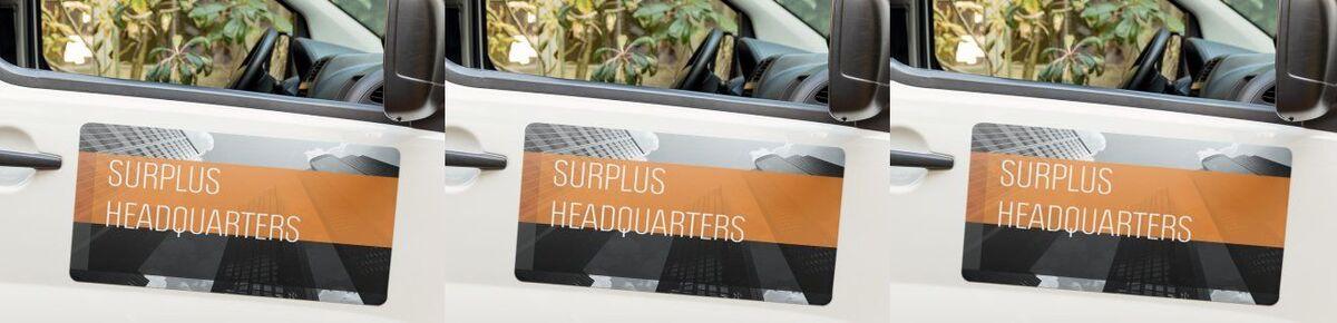Surplus Headquarters