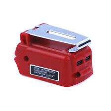 BLACK & DECKER 20V LBX20 Li-Ion Battery USB Power Source Adapter w/DC 12V Port