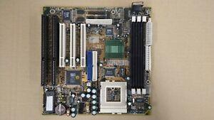 Jetway J530BF Rev 2.0 Super Socket 7 Baby AT Motherboard PCI ISA 133FSB