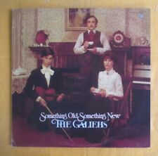 The Galiehs (Australian country music) Lp - Something Old Something New