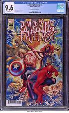 Amazing Fantasy #2 2021 CGC 9.6 - Felipe Massafera Variant Cover
