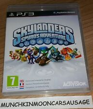 Skylanders Spyro's Adventure Game Only PAL Sony PlayStation 3 PS3 New NOT Sealed