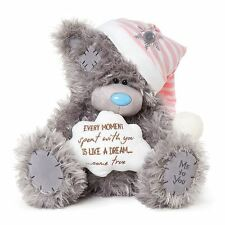 """Me to You 12"""" Every Moment With You A Dream Come True Plush - Tatty Teddy Bear"""