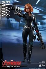 "Hot Toys Avengers: Black Widow 4.0 12"" Action Figure 1/6 Scale MMS288 Model Toy"